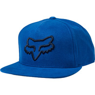 FOX RACING INSTILL SNAPBACK HAT [ROYAL BLUE]