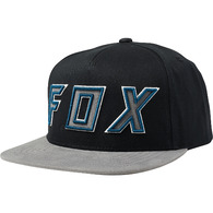 FOX RACING POSESSED SNAPBACK HAT [BLACK/GREY]