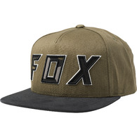 FOX RACING POSESSED SNAPBACK HAT [OLIVE GREEN]