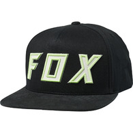 FOX RACING POSESSED SNAPBACK HAT [BLACK/GREEN]