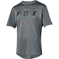 FOX RACING FLEXAIR SS MOTH JERSEY [GREY VINTAGE]