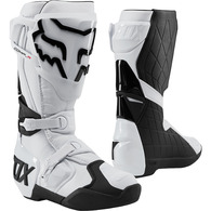 FOX RACING COMP R BOOT [WHITE]