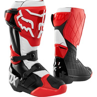 FOX RACING COMP R BOOT [RED/BLACK/WHITE]