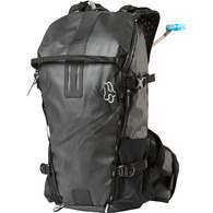 FOX RACING UTILITY HYDRATION PACK- LARGE [BLACK]