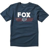 FOX YOUTH AVIATOR SS TEE [NAVY]