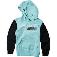 FOX YOUTH GLOBAL PULLOVER FLEECE HOODY [CITADEL]
