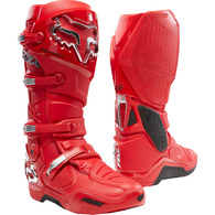 FOX RACING INSTINCT BOOT - PREY [FLAME RED]