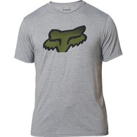 FOX RACING BEAT IT SS TECH TEE [HEATHER GRAPHITE]