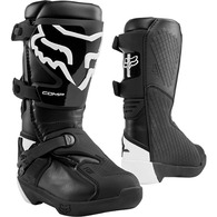 FOX RACING 2020 YOUTH COMP BOOT [BLACK]