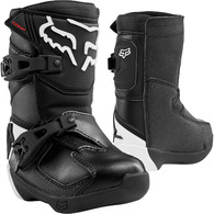 FOX RACING 2020 COMP K BOOT [BLACK]