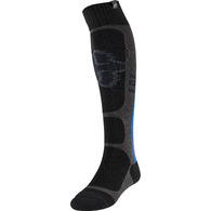 FOX RACING 2020 COOLMAX THIN SOCK - VLAR [BLACK]