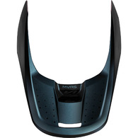 FOX RACING 2019 V1 HELMET VISOR - WELD SE [BLACK IRIDIUM]