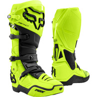 FOX RACING 2020 INSTINCT BOOT [FLO YELLOW]