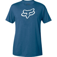 FOX RACING LEGACY FOX HEAD SS TEE [DUSTY BLUE]