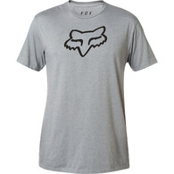 FOX RACING LEGACY FOX HEAD SS TEE [HEATHER GRAPHITE]