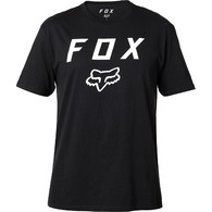 FOX RACING LEGACY MOTH SS TEE [BLACK]