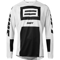 SHIFT 2020 WHIT3 LABEL ARCHIVAL JERSEY SE [BLACK/WHITE]