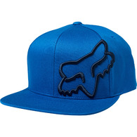 FOX RACING HEADERSNAPBACK HAT [ROYAL BLUE]