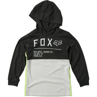 FOX RACING YOUTH NON STOP LS TOP [BLACK VINTAGE]