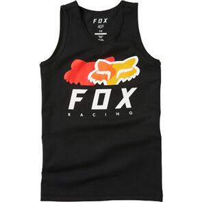 FOX RACING YOUTH CHROMATIC TANK [BLACK]