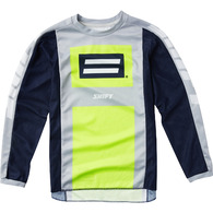 SHIFT 2020 YOUTH WHIT3 ARCHIVAL JERSEY SE [YELLOW/NAVY]