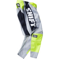 SHIFT 2020 YOUTH WHIT3 ARCHIVAL PANT SE [YELLOW/NAVY]