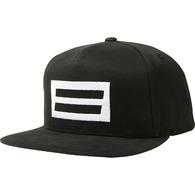 SHIFT SHIFT ARCHIVAL SNAP BACK HAT [BLACK/WHITE]