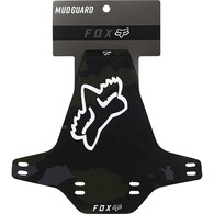 FOX RACING MUD GUARDS [GREEN CAMO]
