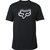 FOX RACING DIMMER SS TEE [BLACK]