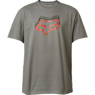 FOX RACING DIMMER SS TEE [PEWTER]