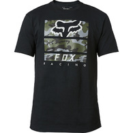 FOX RACING PICKUP SS TEE [BLACK]