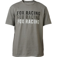 FOX RACING UPPING SS TEE [PEWTER]