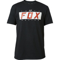 FOX RACING WINNING SS TEE [BLACK]