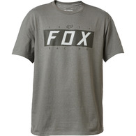 FOX RACING WINNING SS TEE [PEWTER]