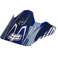 FOX RACING V1 HELMET VISOR [BLUE]