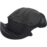 FOX RACING YOUTH V1 HELMET LINER [BLACK]