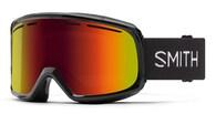SMITH 21 RANGE M00421 BLACK RED SOL-X MIRROR