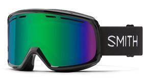 SMITH 21 RANGE M00421 BLACK GREEN SOL-X MIRROR