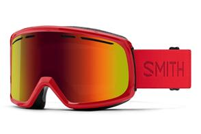 SMITH 2022 RANGE LAVA RED SOL X MIRROR