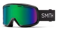 SMITH 21 RANGE - GA M00422 BLACK GREEN SOL-X MIRROR