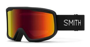 SMITH 2022 FRONTIER BLACK RED SOL-X MIRROR