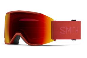 SMITH 2022 SQUAD MAG CLAY RED CHROMAPOP SUN RED MIRROR