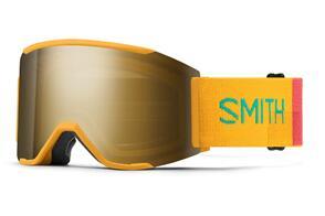 SMITH 2022 SQUAD MAG SAFFRON LANDSCAPE CHROMAPOP SUN BLACK GOLD MIRROR