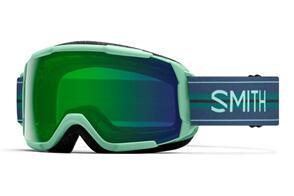 SMITH 2022 GROM BERMUDA STRIPES CHROMAPOP EVERYDAY GREEN MIRROR