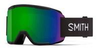 SMITH 21 SQUAD M00668 BLACK CHROMAPOP SUN GREEN MIRROR