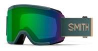 SMITH 21 SQUAD M00668 SPRUCE / SAFARI CHROMAPOP EVERYDAY GREEN MIRROR