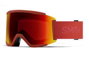 SMITH 2022 SQUAD CLAY RED CHROMAPOP SUN RED MIRROR