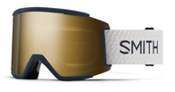 SMITH 21 SQUAD XL M00675 FRENCH NAVY MOD CHROMAPOP SUN BLACK GOLD MIRROR