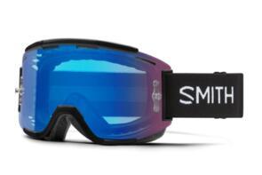 SMITH SQUAD MTB BLACK CHROMAPOP CONTRAST ROSE FLASH