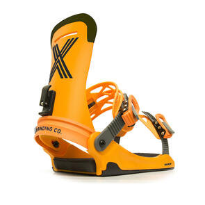 FIX BINDING CO 2021 MAGNUM BINDINGS ORANGE
